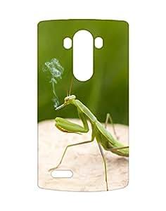 Mobifry Back case cover for LG G4 Mobile (Printed design)
