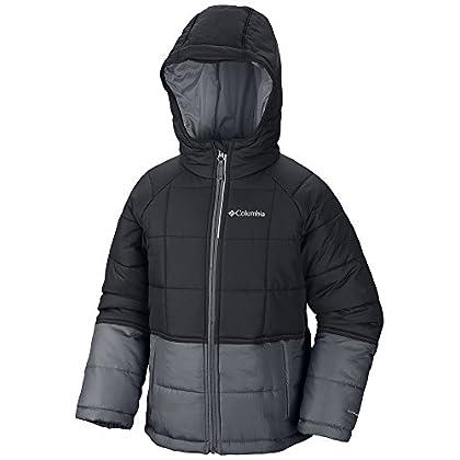 ee0db0106    Columbia Boys  Pine Pass Jacket - AnAnParOmMeli