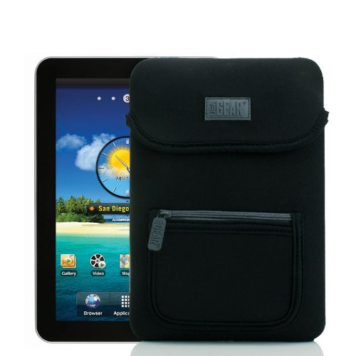 USA Gear 8.9-Inch Neo-Cushion Protective Sleeve Case for Samsung Galaxy Tab 8.9 Tablets - P7310 , Wi-Fi , AT&T , SGH-I957