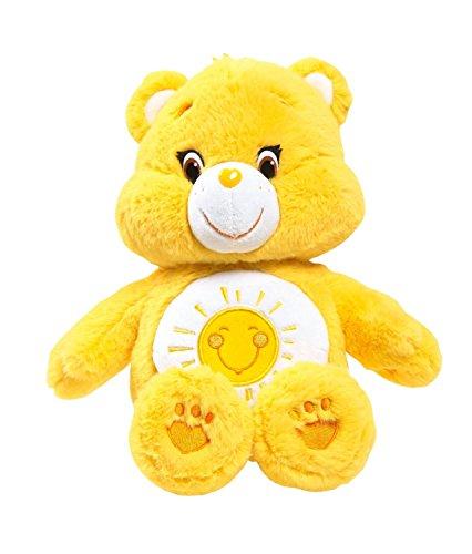 just-play-care-bears-funshine-medium-plush-with-dvd