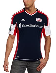 MLS New England Revolution Replica Home Jersey by adidas