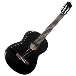 meistverkaufte akustik gitarren sets yamaha c40bl akustik konzert gitarre schwarz. Black Bedroom Furniture Sets. Home Design Ideas