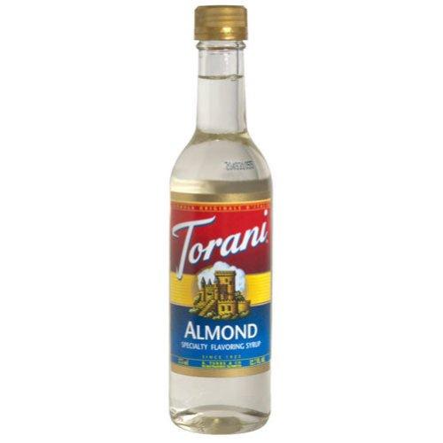 Torani Almond Coffee Syrup , 12.7 Ounce -- 6 per case.