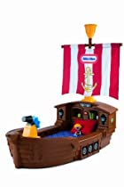 Big Sale Little Tikes Pirate Ship Toddler Bed