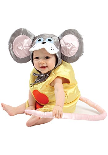 AM PM Kids! Baby's Mouse In Cheese Costume