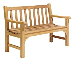 Oxford Garden Essex 4-Foot Shorea Bench