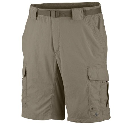 Columbia Men's Silver Ridge Cargo Short (Sage, Small x 10)