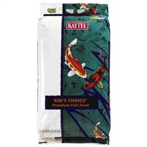 Kaytee Koi's Choice Fish Food, 25-Pound
