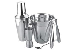 Apollo Stainless Steel Cocktail Set