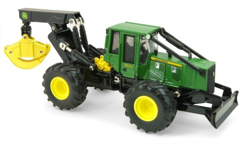 1/50th High Detail John Deere 748H Log Skidder