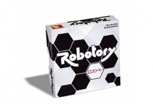 Robotory Board Game - 1