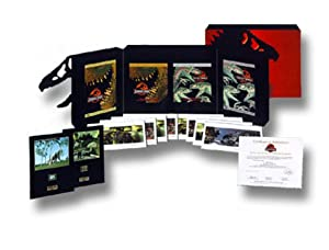 Jurassic Park & Lost World (Limited Collectors Edition Box Set) (1993)