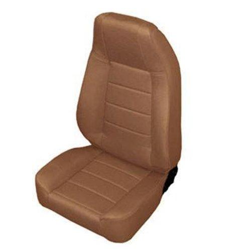 Smittybilt 44917 Denim Spice Standard Bucket Front Seat front-68501