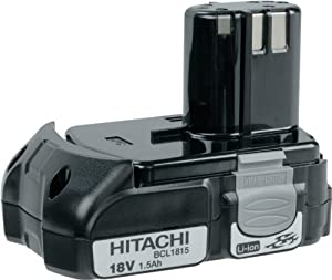 Hitachi BCL 1815 327731 - Batteria agli ioni di litio 18 V 1,5 Ah,
