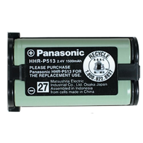 Panasonic HHR-P513 Cordless Phone battery