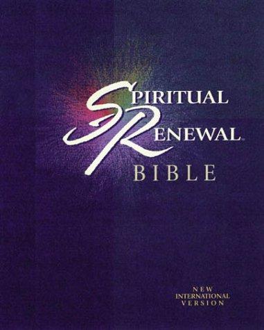 Spiritual Renewal Bible, Hardcover