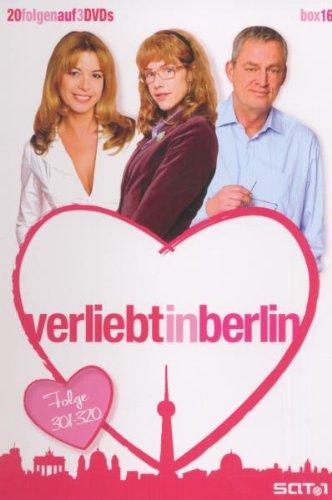 Verliebt in Berlin - Box 16, Folge 301-320 (3 DVDs)