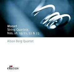 String Quartet No.19 in C major K465, 'Dissonance' : IV Allegro