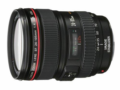 Canon 24 - 105 mm / F 4,0 EF L IS USM Lens [Camera]