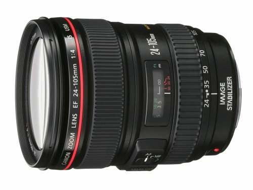 Canon 24-105mm f/4L IS lens