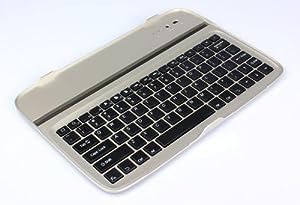 JAMMYLIZARD | Google Nexus 10 Bluetooth QWERTY-Tastatur / Keyboard Cover Case mit praktischer Ständerfunktion