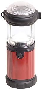 Battery Powered Lantern Red/Black