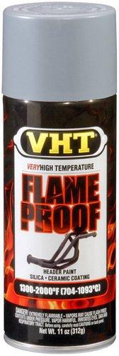 VHT High Temperature Flat Gray Primer 11 oz