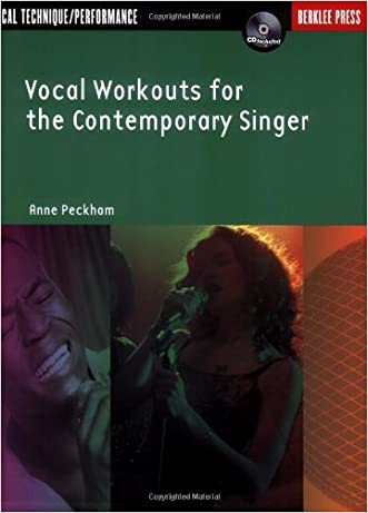 Vocal Workouts for the Contemporary Singer (Vocal) (Berklee Press)