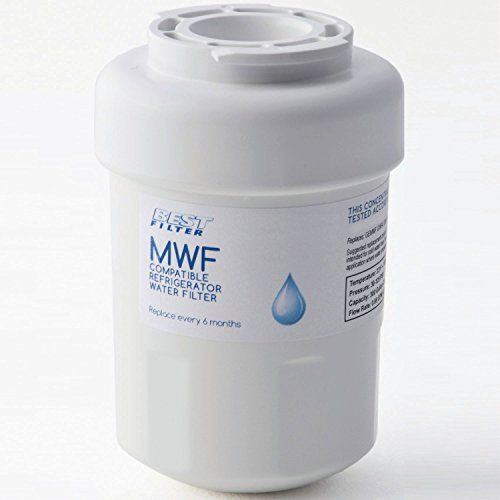 [1] GE MWF SmartWater MWFP GWF Comparable Refrigerator Water Filter (Ge Water Filter Line compare prices)