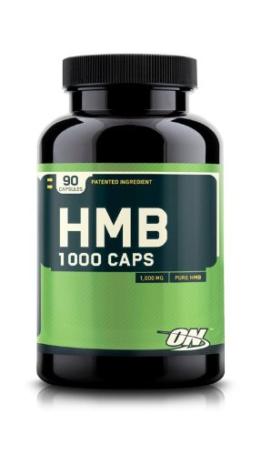 Optimum Nutrition HMB, 1000mg, 90 Capsules