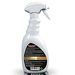 Car Interior Cleaner & UV Protection Spray 24 oz. Interior Defense from BooYah Clean! Low-Gloss Non-Oily Dashboard Cleaner & Conditioner with Carnauba Wax Prevents Drying & Cracking on Vinyl Plastic Trim & Leather, Light Fresh Fragrance Won't Overpower Yo