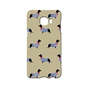 G-STAR Designer Printed Back case cover for Samsung Galaxy C7 - G10329