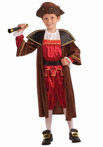 Columbus Costume