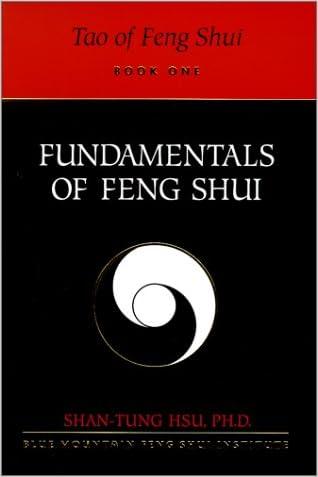 Tao of Feng Shui, Book One : Fundamentals of Feng Shui written by Shan-Tung Hsu