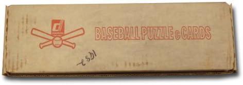 MLB 1982 Donruss Factory Set by Donruss