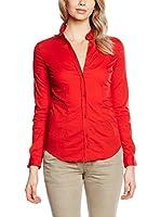 GAS Camisa Mujer Fimia (Rojo)
