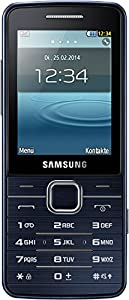 Samsung Utopia S5611 SIM-Free Mobile Phone - Black