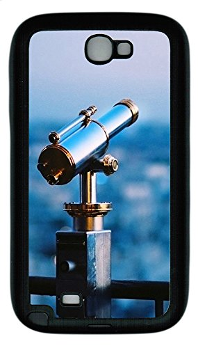 Samsung Note 2 Case Astronomical Telescope Tpu Custom Samsung Note 2 Case Cover Black