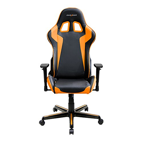 DXRacer-Formula-Series-DOHFH00-Newedge-Edition-Racing-Bucket-Seat-Office-Chair-Gaming-Chair-Ergonomic-Computer-Chair-eSports-Desk-Chair-Executive-Chair-Furniture-with-Free-Cushions