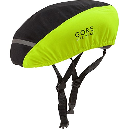 GORE BIKE WEAR UNIVERSAL 2.0 GORE-TEX Helmet Cover, medium/large, black/neon yellow (Cycling Helmet Cover compare prices)