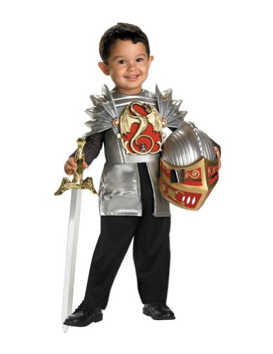Knight Of The Dragon Toddler Costume 3T-4T - Toddler Halloween Costume