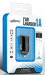 Smartfish Mini 1A USB Car Charger (X-POWER)