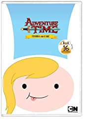 Adventure Time: Fionna & Cake 4