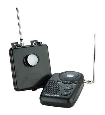 Dakota Alert MURS Wireless Motion Detection Kit, Base Station Radio