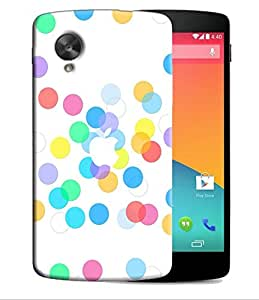 PrintFunny Designer Printed Case For LG Google Nexus5
