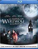 Cover art for  Universal Mc-an American Werewolf In London Full Moon Edition [blu Ray W/movie Cash]