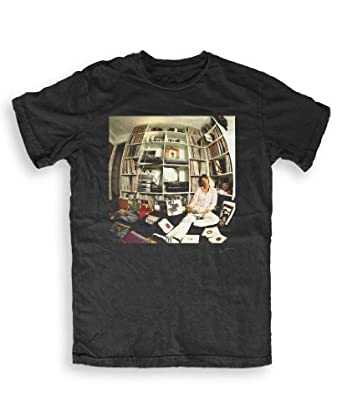 Paul Weller (1) - Music T-shirts by Lawrence Watson - black - S