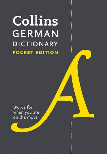 Collins German Dictionary: Pocket edition (Collins Pocket)