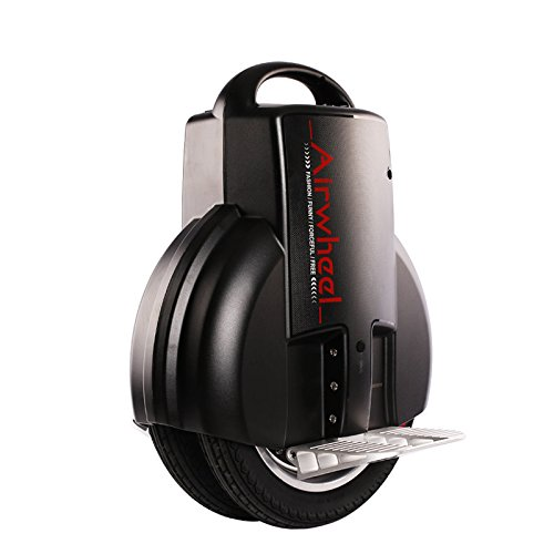 Airwheel Q3 Black 340Wh Electric Self-Balancing Unicycle Scooter