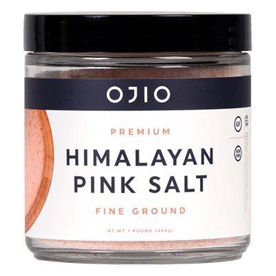 Ojio Himalayan Salt - Fine Ground - 1 lb (Himalayan Sea Salt Fine Ground compare prices)